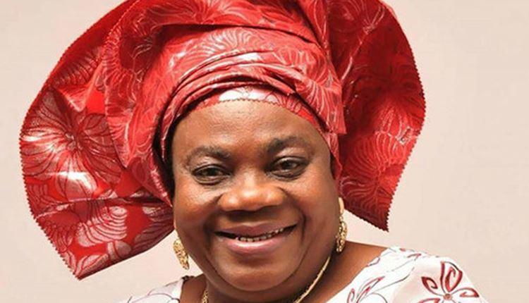 Veteran Actress Iya Awero Receives Three-Bedroom Flat Gift From Lagos Gov Sanwo-Olu (Video)