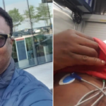 VIDEO: Media personality, Emmanuel Ugolee rushed to hospital in ambulance after 'a scary episode'