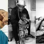 Wizkid celebrates son, Boluwatife, on 10th birthday, shares throwback photo