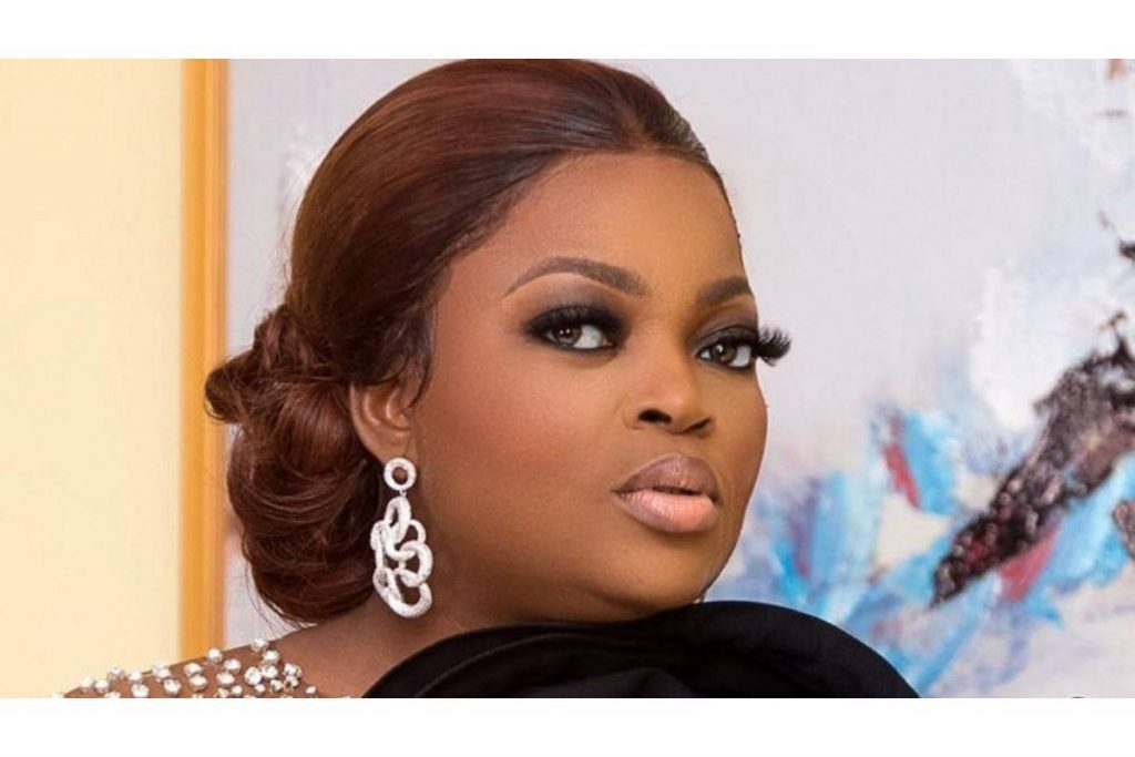 Funke Akindele-Bello weighs in on the drama happening at BBNaija Reunion show