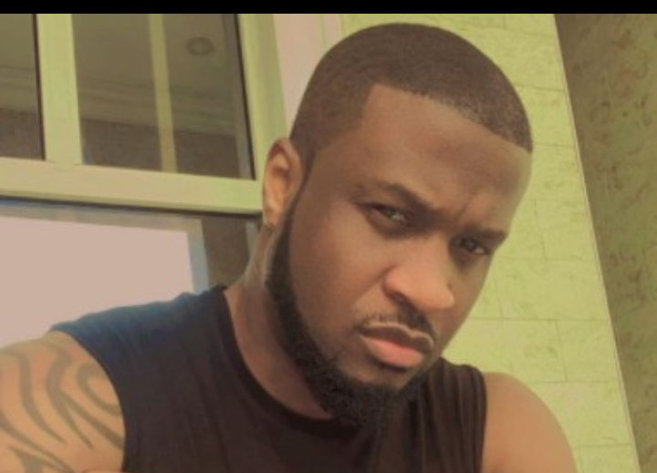 Peter Okoye sends a message to haters who come online to mock him