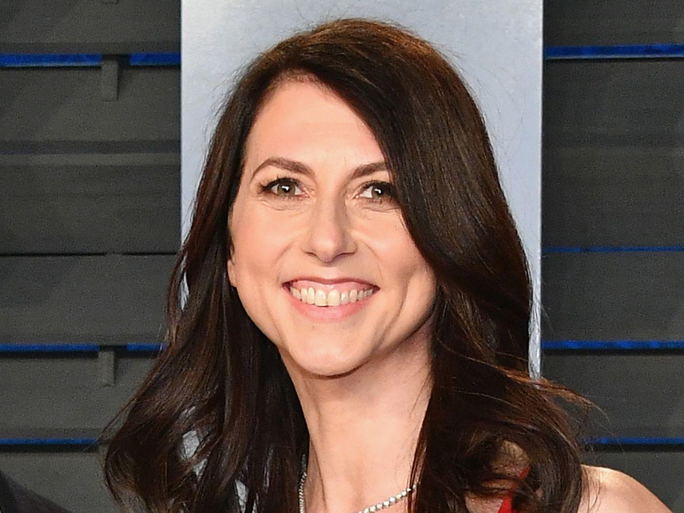 Jeff Bezos' ex-wife, MacKenzie Scott gives away another $2.7 Billion to charity