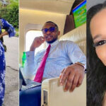 Sandra Iheuwa curses her baby daddy Ubi Franklin's alleged girlfriend, Renee