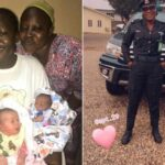 PHOTOS: Jubilation galore as female Crime Fighter gives birth to triplets