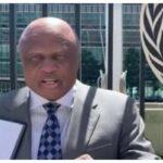VIDEO: Akwa Ibom Coalition Storms UN, Demands Ibom Republic