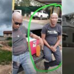 VIDEO: Man allegedly demolishes house he built for girlfriend after she broke up with him