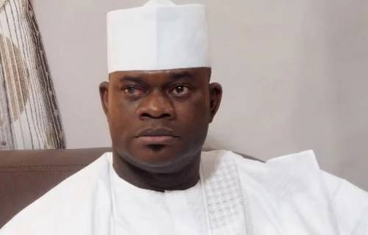 My Visa Ban Unacceptable, Yahaya Bello Tells US Government