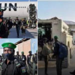 PHOTOS: 144 Nigerian police officers reportedly arrive in Somalia to boost security