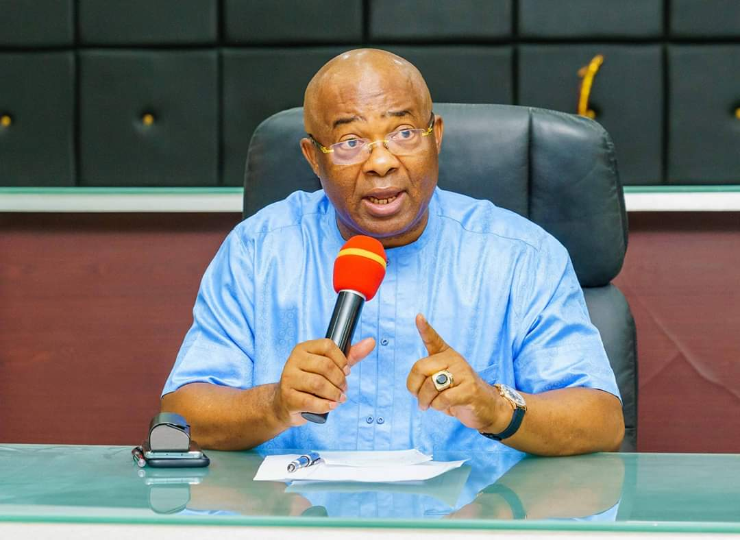 Politicians behind attacks in Imo should repent or face God's wrath - Uzodimma