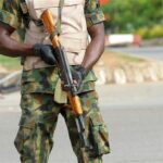 Soldier allegedly rapes 13-year-old girl in Ebonyi, leaves her bleeding for days