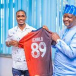 Former Super Eagles striker, Odion Ighalo bags FG's appointment