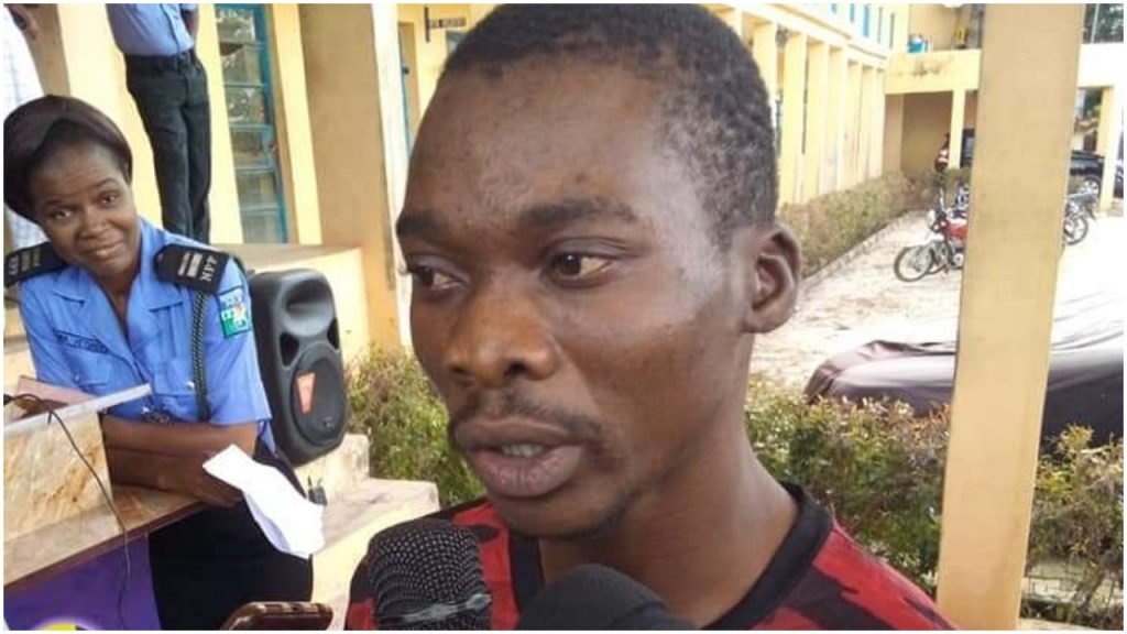 How my admiration for Anini, Shina Rambo lured me into robbery at age seven – suspect