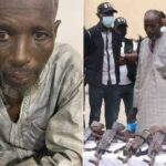 PHOTOS: 60-year-old gunrunner who supplies weapons to bandits arrested