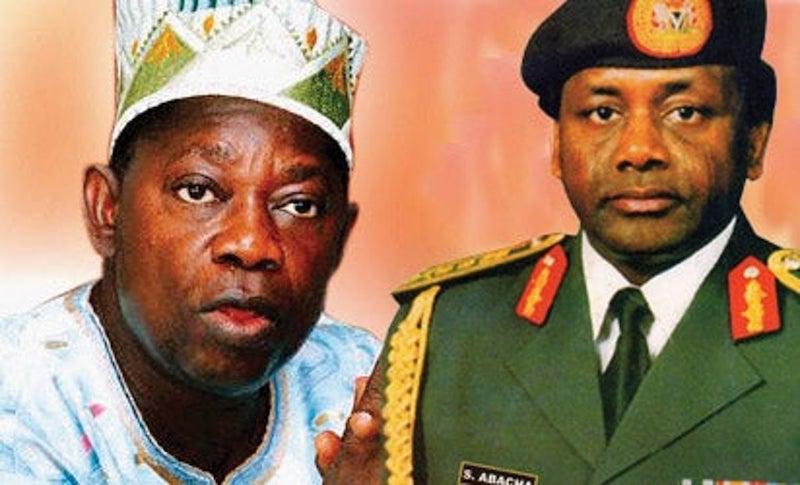Fani-Kayode names those who killed Abacha, Abiola