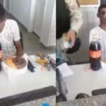 Brazilian police throw surprise party for robber arrested on his 18th birthday