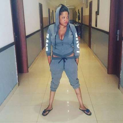 Toyin Aimakhu's new Gangster photo