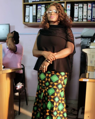 Check out Cossy Orjiakor's new look