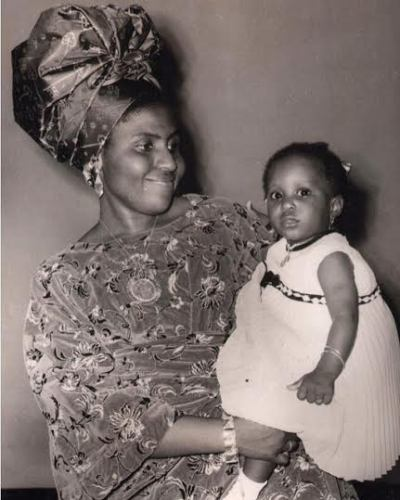 oludolapo osinbanjo throwback photo