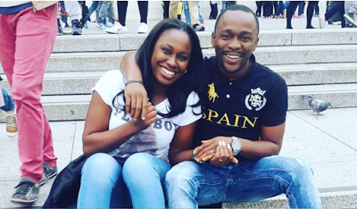 ushebebe and wife welcome son