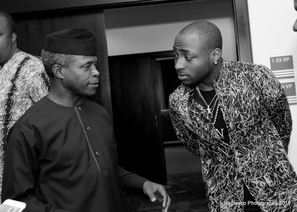 I have 13 president's phone numbers – Davido