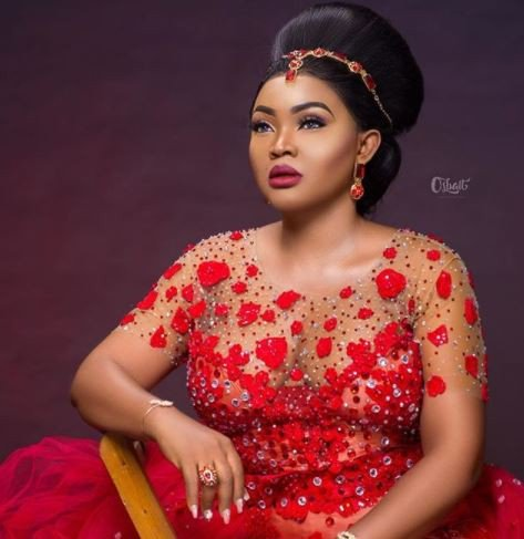 Mercy Aigbe shares stunning new photos ahead of her 40th birthday tomorrow