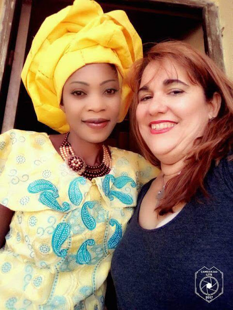 Photos: This pretty woman has got to be the youngest-looking mother-in-law in Nigeria