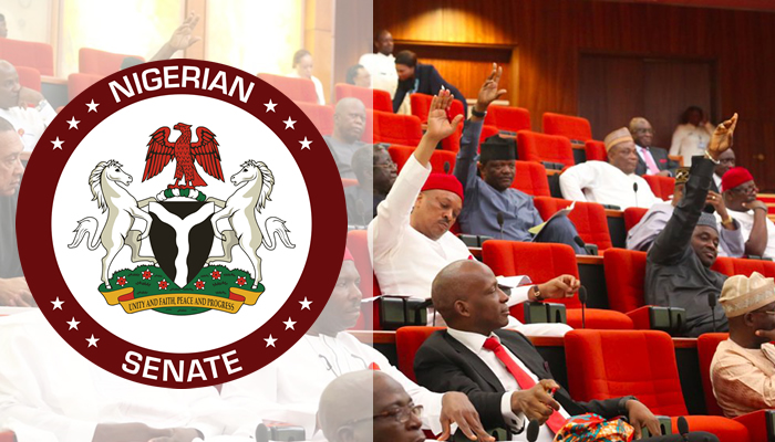 Senate president election: Tension engulfs senate over Buhari's preferred candidate