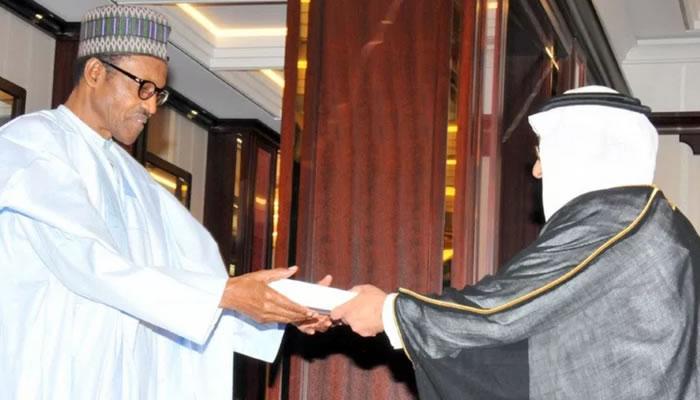 Image result for Adnan Mahmod Bostaji, Saudi ambassador to Nigeria,
