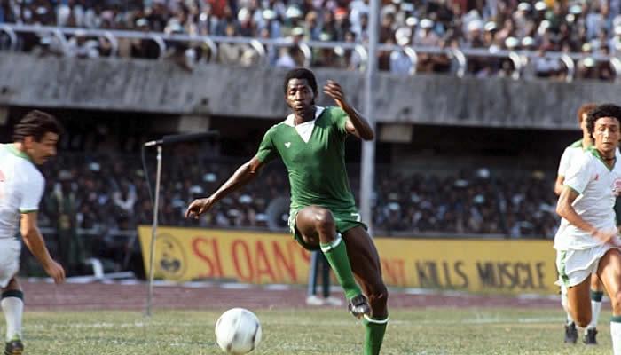 Image result for Segun Odegbami fastest goal