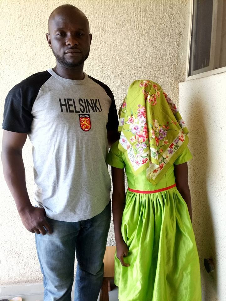 9-year-old girl allegedly raped consistently by married Federal Road Safety officer in Benue state
