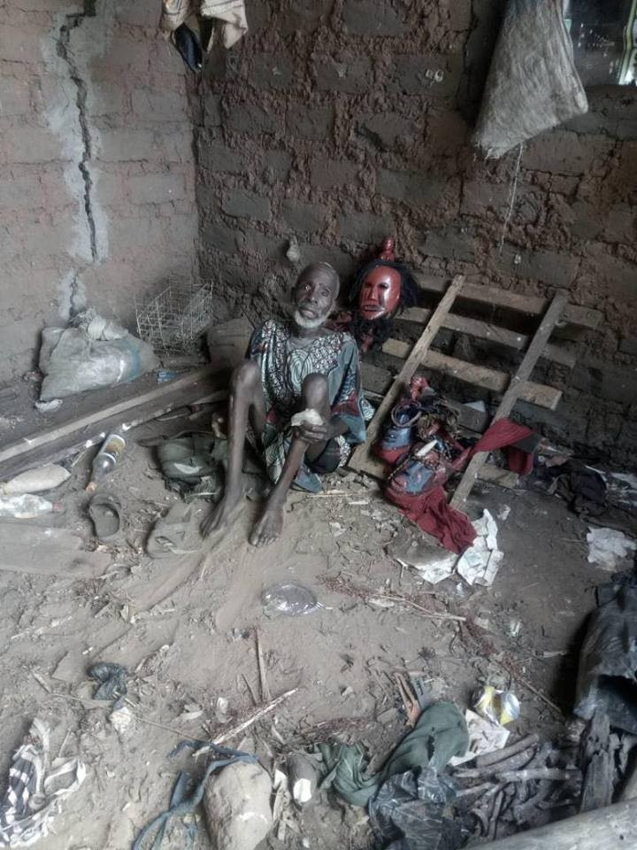 Photos: Army arrests suspected militia spiritual leader in Nasarrawa