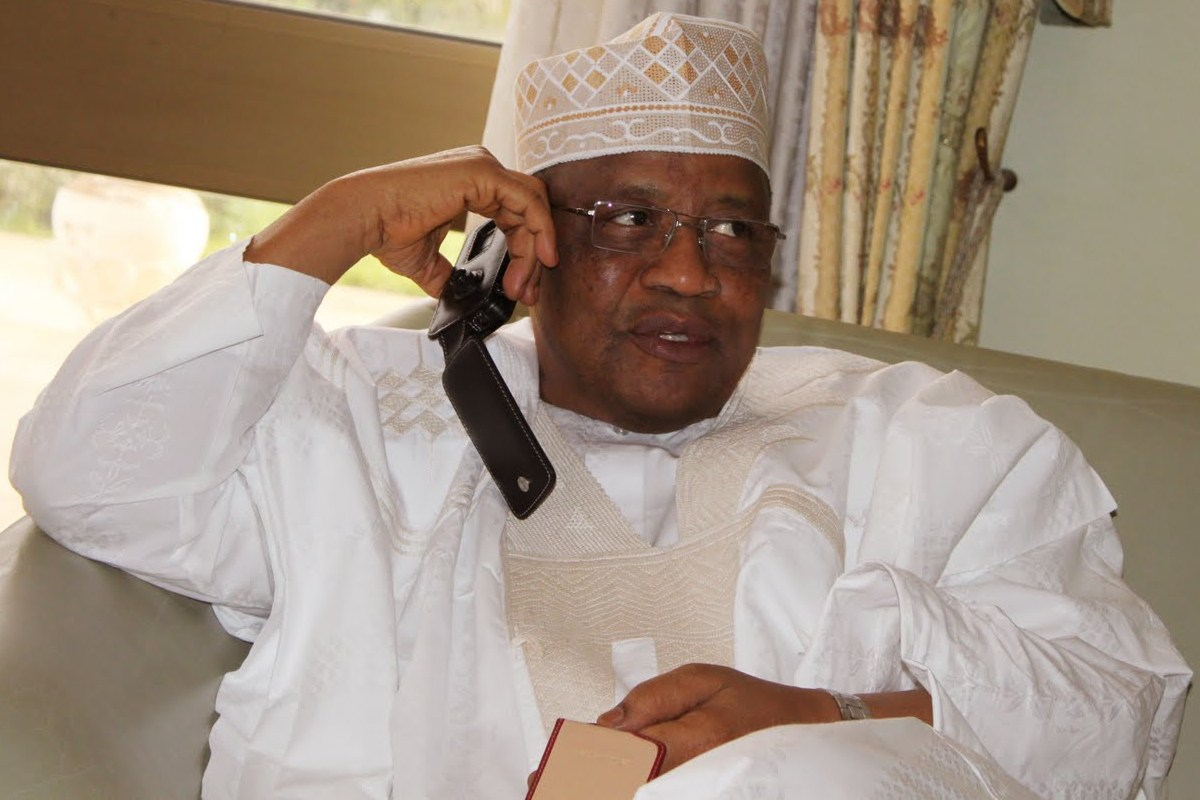 Image result for What My Father Told Us After Annulment Of MKO's Election – Muhammad Babangida