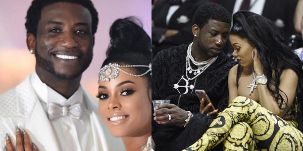 Gucci Mane Unfollows His Wife, Keyshia Ka\u0027oir On Instagram