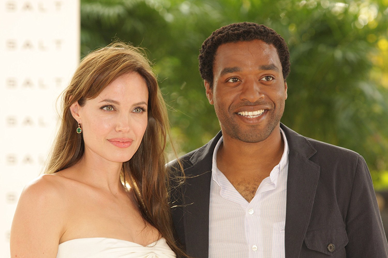 Nigerian British Actor Chiwetel Ejiofor Joins Angelina