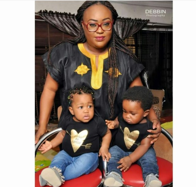 6-nigerian-celebrities-with-the-most-adorable-twin-children-photos-1