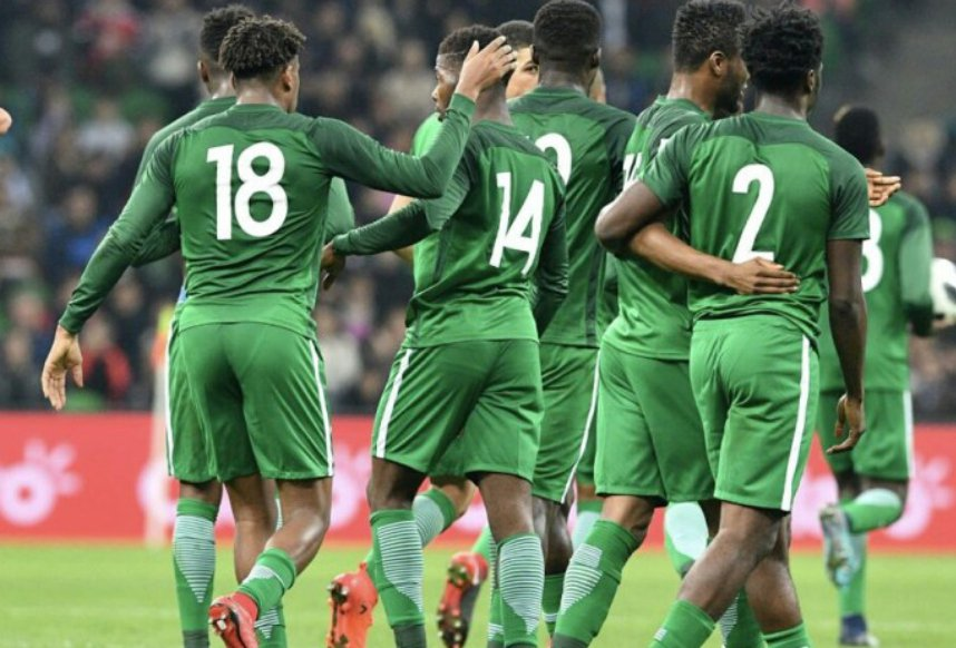 Nigeria vs Croatia  Super Eagles  kit for World Cup 2018 opener ... 853eb5d24