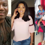 Mercy Aigbe trolls her Ex-husband Lanre Gentry in father's day message