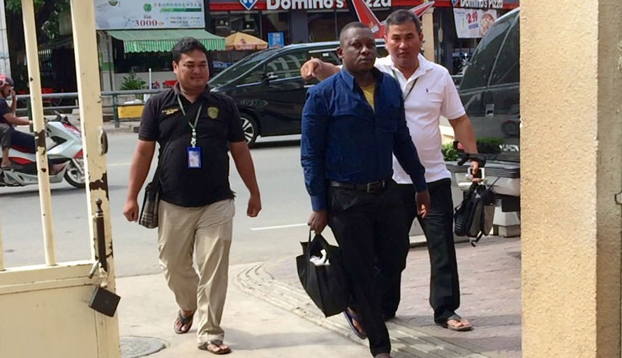 Nigerian man arrested in Cambodia for scamming Vietnamese businesswoman out of $356,000