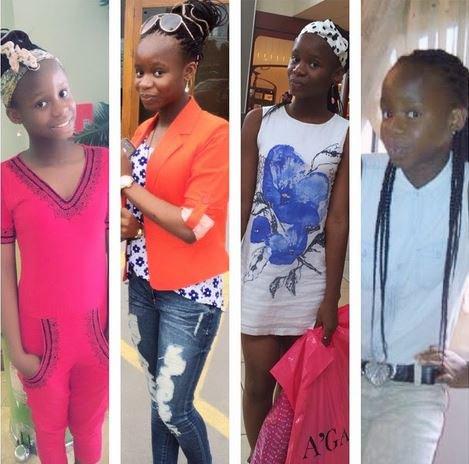 Iyabo Ojo nd daughter2