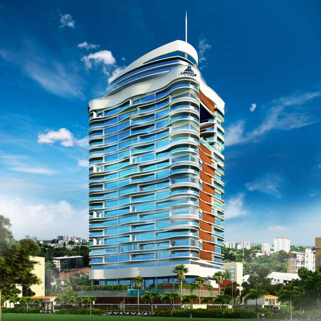 LorenzoBySujimoto, Tallest Residential Luxury Building in Lagos and the First Fully Automated Building in Africa
