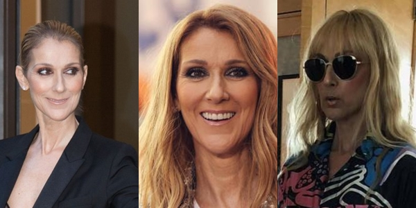 Checkout New Photos Of Popular Singer Celine Dion After Plastic Surgery