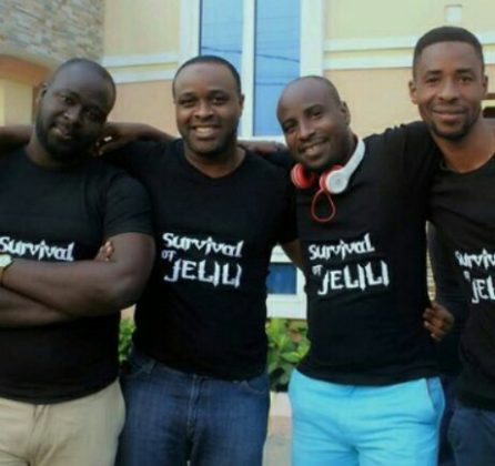 "Meet All The 9 Sons Of Famous Yoruba Actor Adebayo Salami ""Oga Bello"""