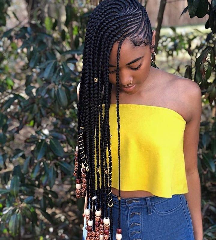 Photos 8 Trendy Ways To Rock Lemonade Braids