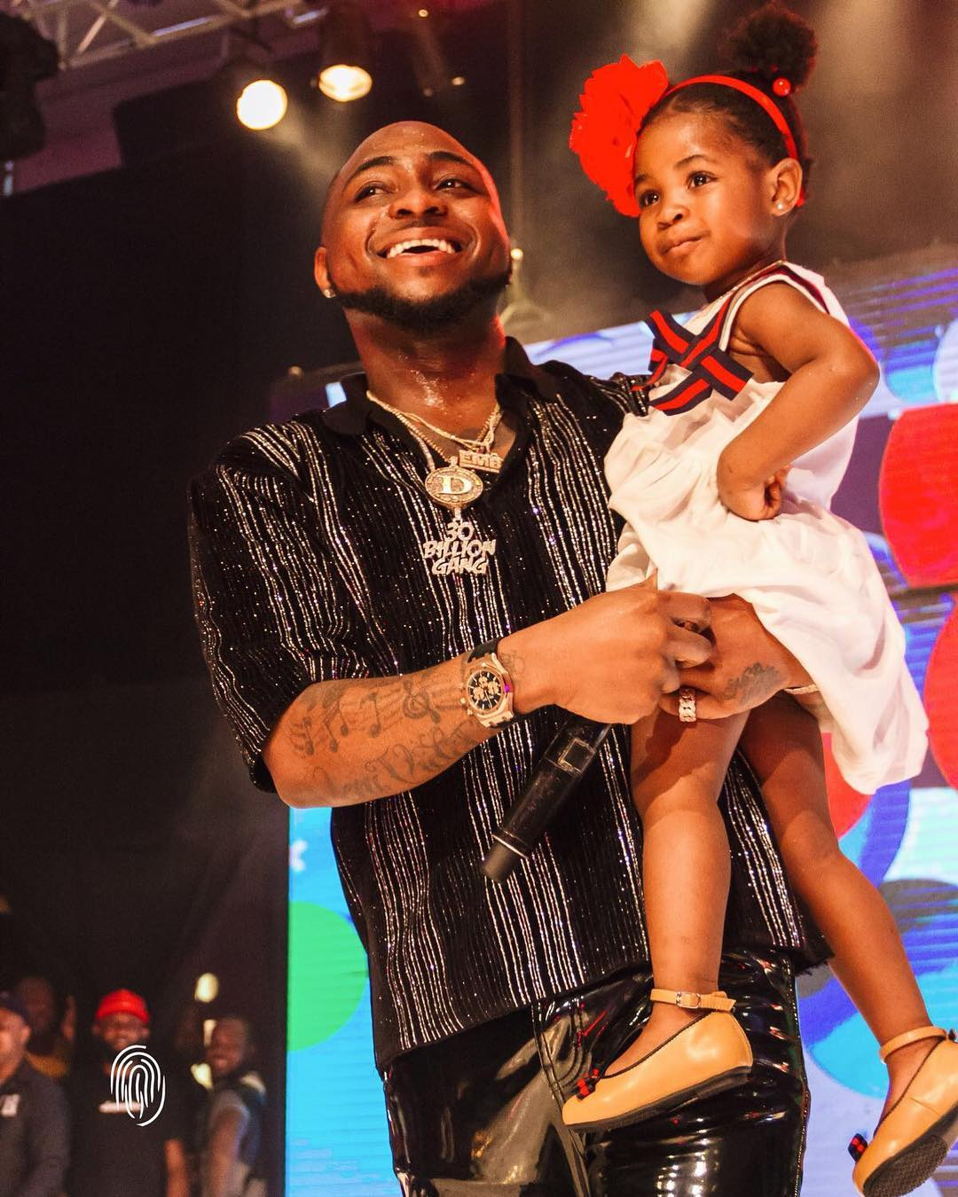 Image result for davido and imade