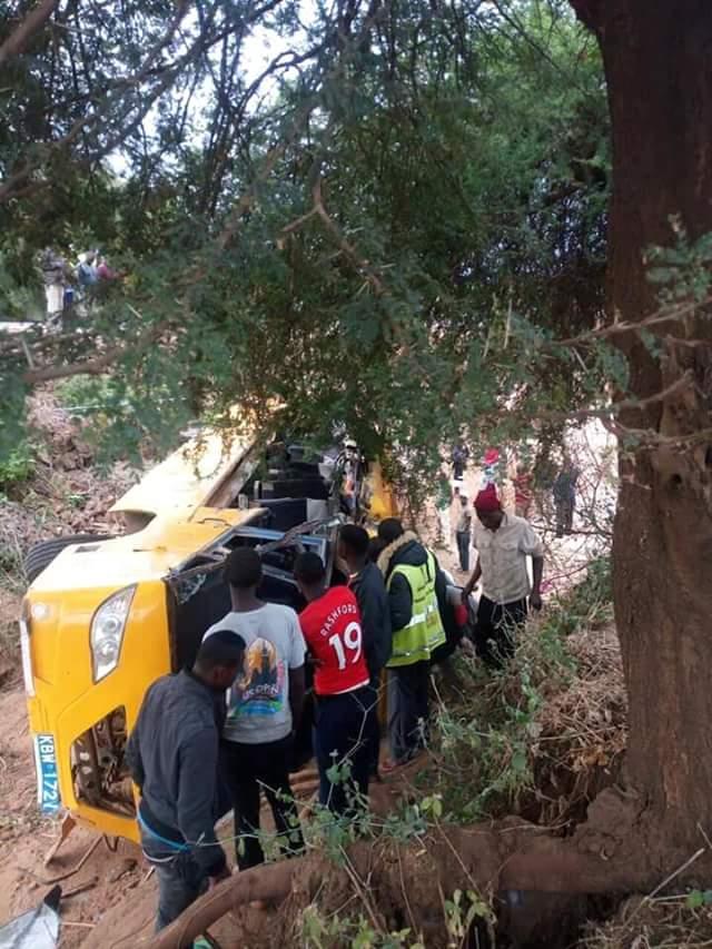 Photos 32 Injured 10 Pupils Killed In Kenya Fatal Road
