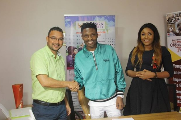 bbnaija-efe-becomes-african-ambassador-for-indian-university-1