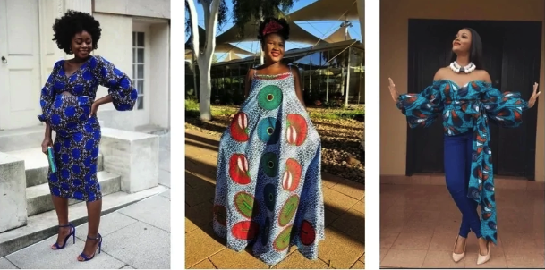 8541d0b075d8d Best Ankara Styles For Pregnant Ladies To Rock In 2018 (Photos)