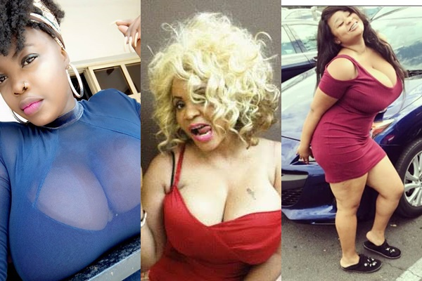 Sorry, Nigerian big breast
