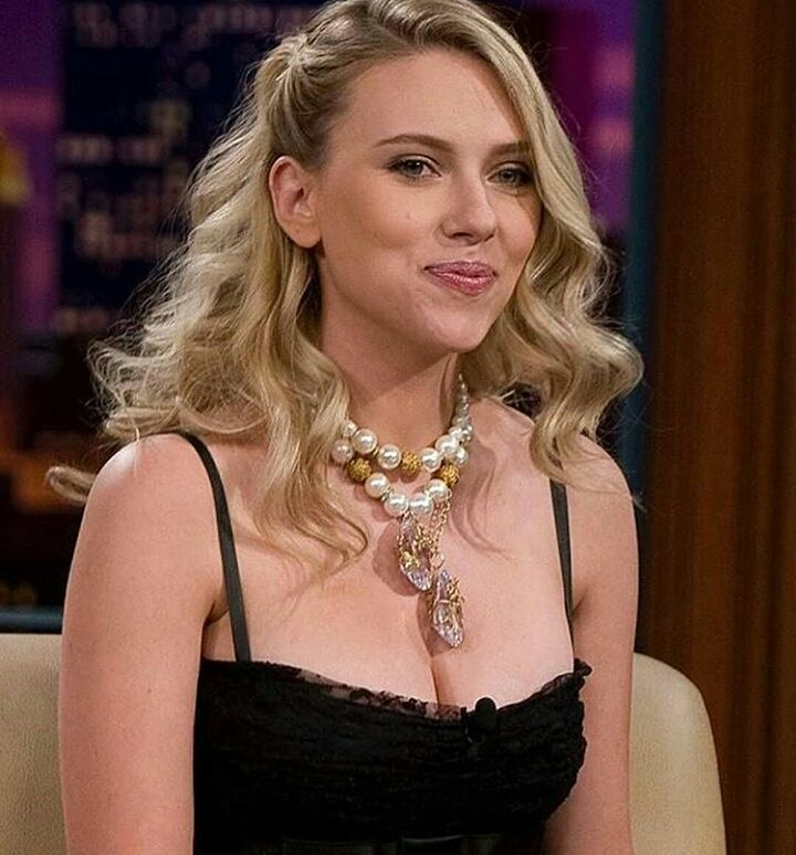 Scarlett Johansson Named Highest-Paid Actress in the World In New Forbes List