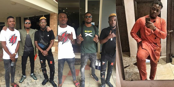 YBNL Boss Olamide Officially Signs Two New Artistes To YBNL